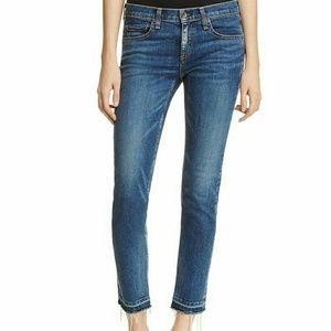 Rag & Bone The Crop skinny jeans